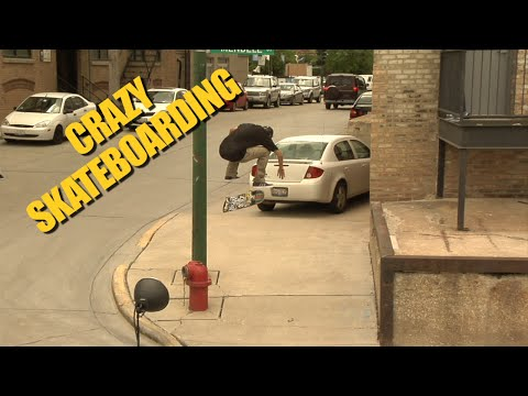 SKATEBOARDING Is Getting RIDICULOUS!!