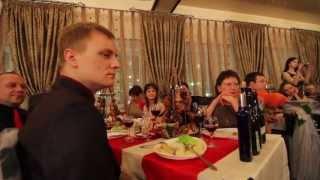 Свадьба Витали и Нади (22 декабря 2012 года)