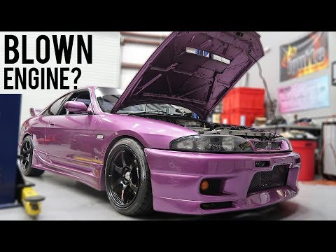 R33 Skyline First & Last Drive... (Terrible News)