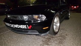 Focus RS vs Evo IX vs Mustang 5.0