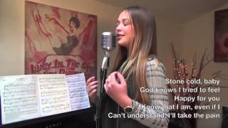 Baixar Connie Talbot - Stone Cold - Demi Lovato Cover Lyrics