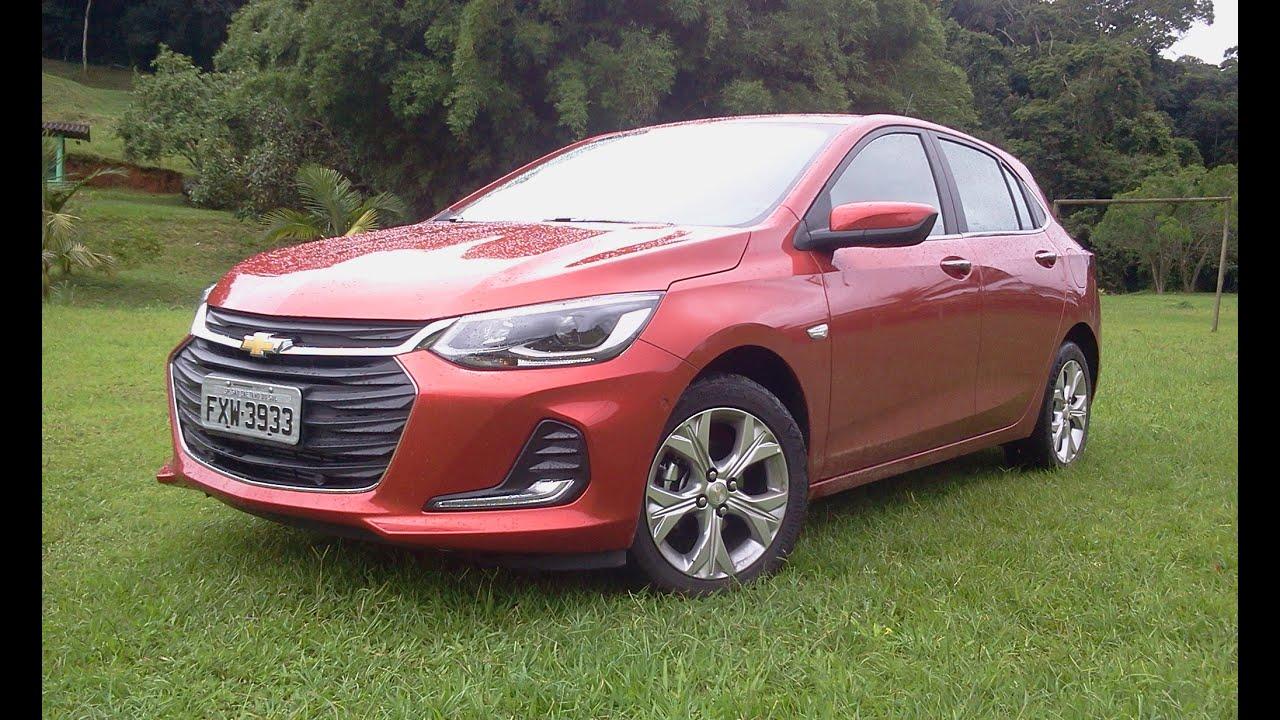 Vídeo: Teste ao Chevrolet Onix Premier