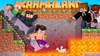 EL MEJOR TROLLEO DE KARMALAND! Karmaland E54