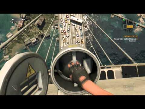 Dying Light(PS4) - El Puente De La Infamia