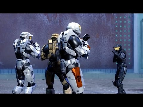 Red Vs Blue - Can't Hold Us