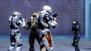 Repeat youtube video Red vs Blue - Can't Hold Us