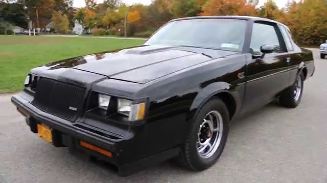 wagon grand buick national station