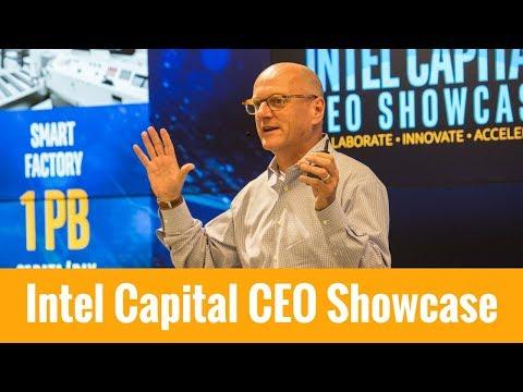 Intel Capital CEO Showcase Event 2017