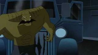 Killer croc vs. Batman