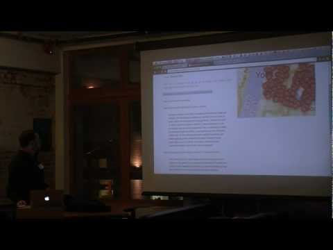 Net Tuesday Vancouver at the Hive presents: Visualizing data using maps and other tools