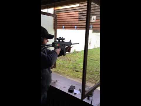 Shooting Heckler & Koch