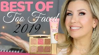 BEST OF TOO FACED COSMETICS   Top 10 Picks From My Overall Favorite Brand!?!