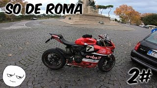 MOTO, ROMA E CANNONI...CANNONI!?!? | SO