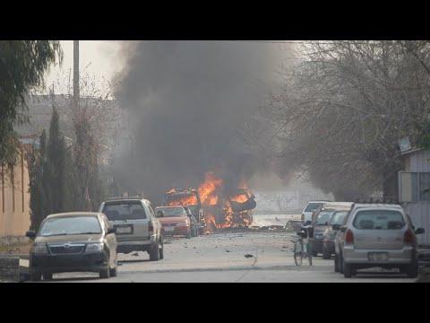 مقتل 24 شخصا في تفجير انتحاري استهدف تجمعاً انتخابياً للرئيس الأفغاني…  - نشر قبل 2 ساعة