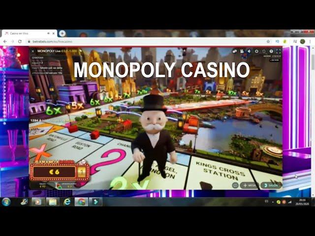 Jugando al MONOPOLY LIVE por primera vez y obteniendo buenas ganancias/casino✔️