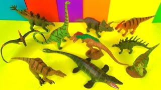 Hi its Kerry! Today I have some Dinosaur Minis made by CollectA. Th...