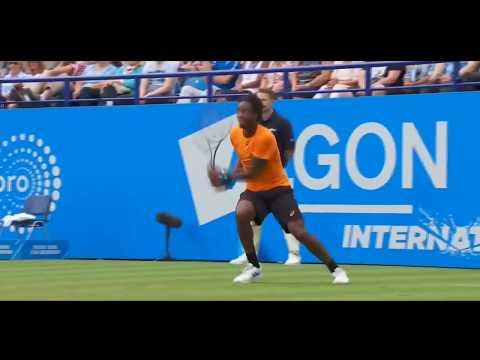 Гаэль Себастьен Монфис Новичок Года ATP 2005 года