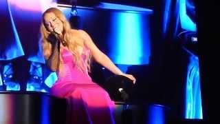 (HD) Mariah Carey - Fly Like a Bird live Sirromet Wines, Brisbane, Queensland 16-11-2014