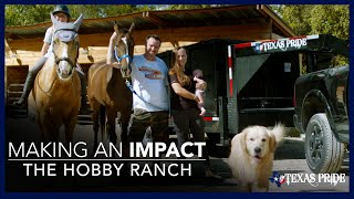 Making an Impact | The Hobby Ranch | Texas Pride Trailers Giveaway