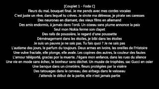 Columbine - Les prélis (paroles)