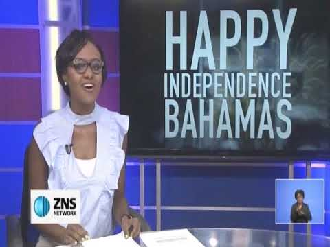 BAHAMAS PREPARES FOR 45TH INDEPENDENCE CELEBRATION