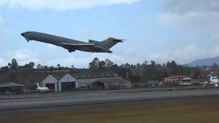 "TAKEOF BOEING 727  FAC 1204 ""VULCANO"". Rionegro SKRG"
