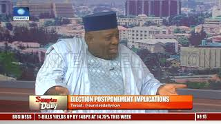 Okupe Ties EFCC Arrest To His Political Affiliation
