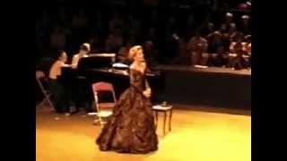 """""""La Traviata"""" de Verdi Air de Violetta par Isabelle CHARLES"""