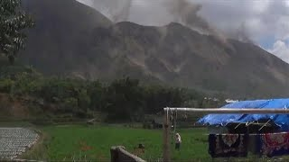 Новое землетрясение на Ломбоке