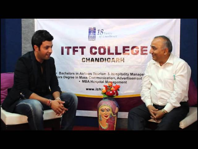Interview with Bollywood Actor Varun Sharma -- PART I Travel Video
