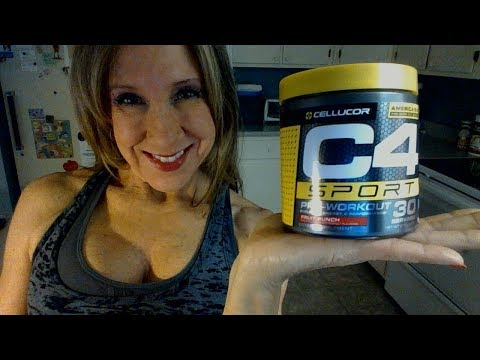Cellucor C4 Sports Preworkout ~ Good or Bad?