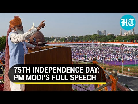 Download 2047 target, new schemes, terrorism, & Olympians: PM Modi's full speech | 75th Independence Day