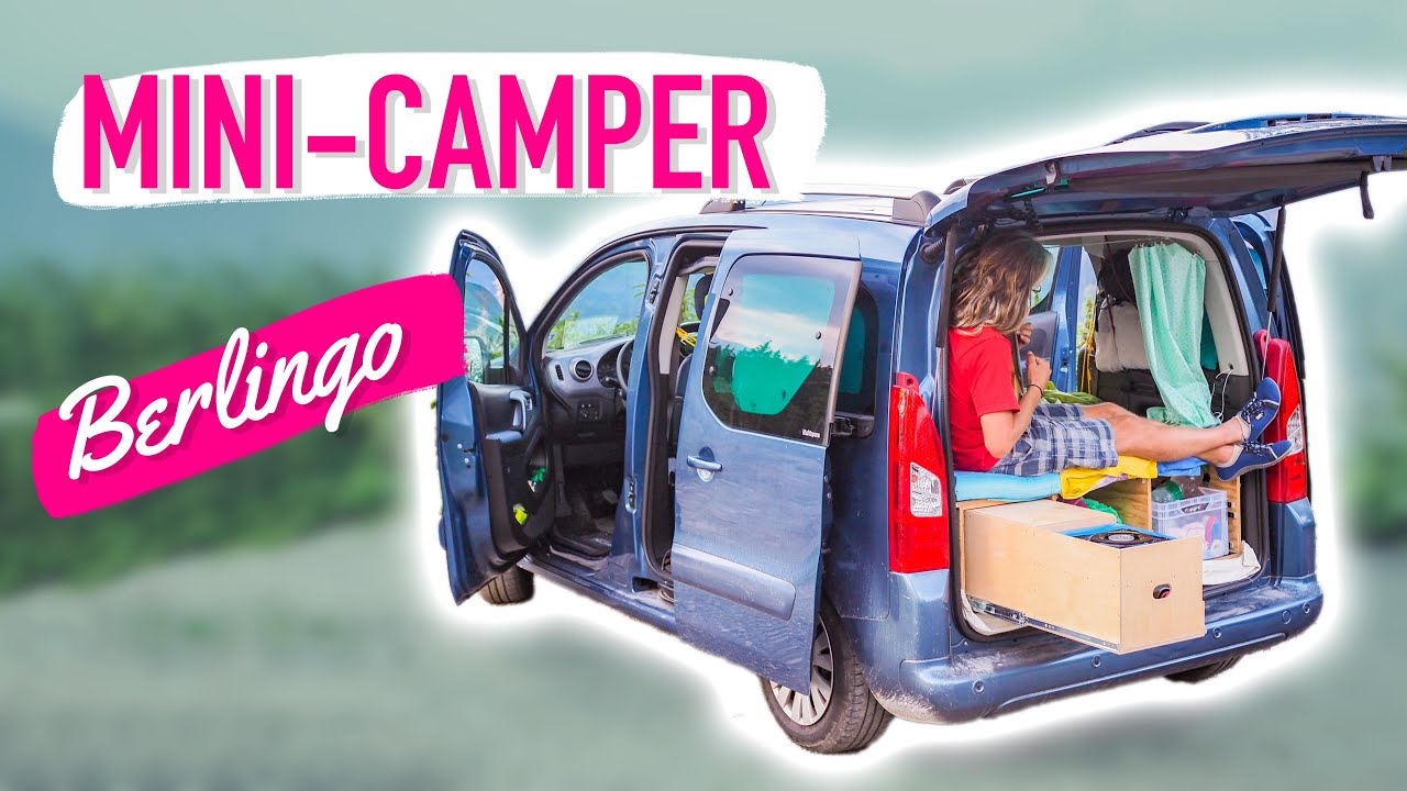 Viajando En Mini Camper Con Mi Chico Youtube