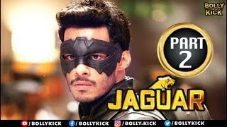 Jaguar Full Movie Part - 2 | Hindi Dubbed Movies | Nikhil Gowda Movies | Action Movies