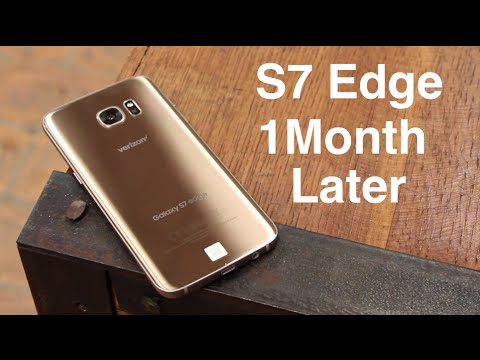 Samsung Galaxy S7 Edge Official Real Review! The BOSS Of Phones!