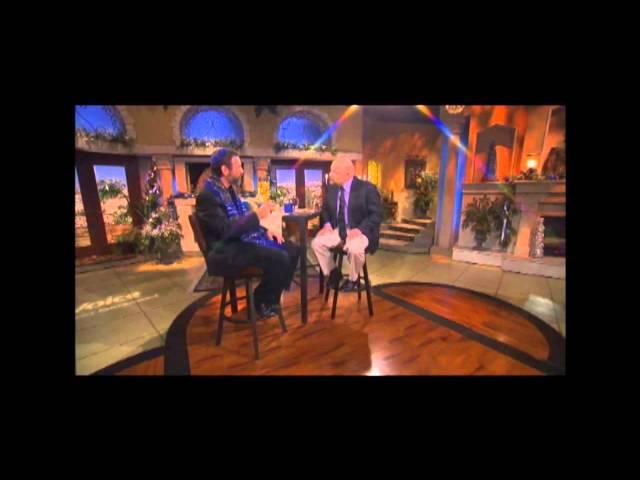 Rabbi Schneider interviewed by Rabbi Bernis on Jewish Voice.
