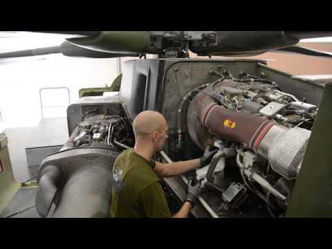 Ørkenstøv Udfordrer Helikopterne