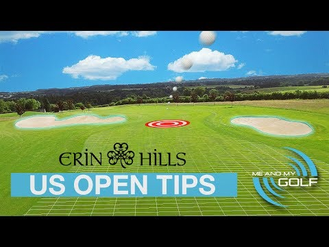 3 CHALLENGES THAT FACE THE PLAYERS AT ERIN HILLS US OPEN