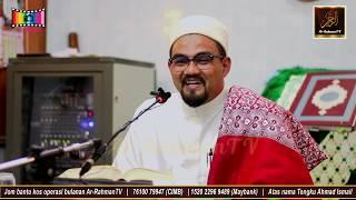 Syeikh Nazrul Nasir Mencintai RASULULLAH S A W Lebih Dari Segalanya