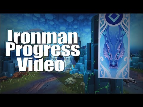 Thumbnail: RS3 | Ironman Progress | Ep. 41 | Those are Zaros Comps, not Ilujankan...
