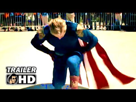 Ультранасилие и супергерои в первом трейлере The Boys