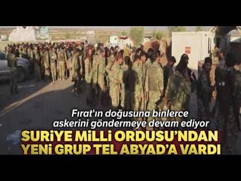Suriye Milli Ordusu'ndan