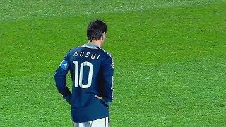 8 Moments That Could Make Messi 10x Times The Player He Is Now ||HD||
