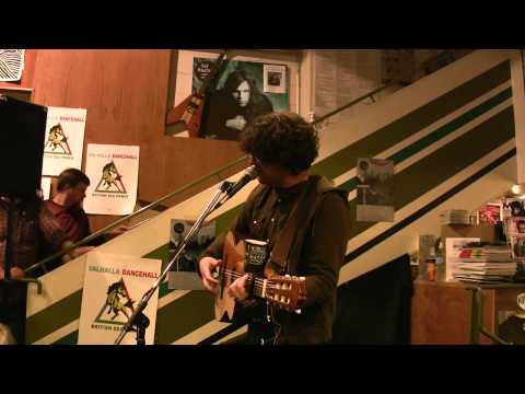 Lou Barlow - Live at Zulu Records 02.11.2011 FULL SET
