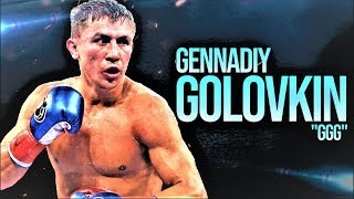 The Destructive Power Of Gennady Golovkin