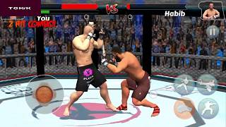 MMA Fighting Revolution : Level 2 To 5 [Android Game]  Youtube