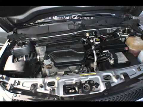 Untitledalines video 2005 Chevrolet Equinox  4dr 2WD LS
