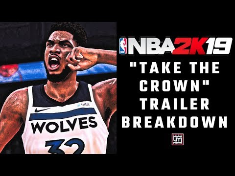 NBA 2K19 | Official New Trailer Reaction, Breakdown And 12 Takeaways