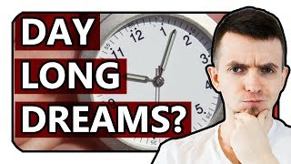 Can You Dream For Days? - Time Dilation in Lucid Dreams