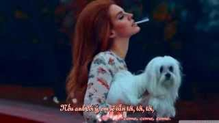 Old Money - Lana Del Rey (Kara, Vietsub)